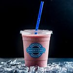 smoothie European American Bakery Cafe ice commercial photography