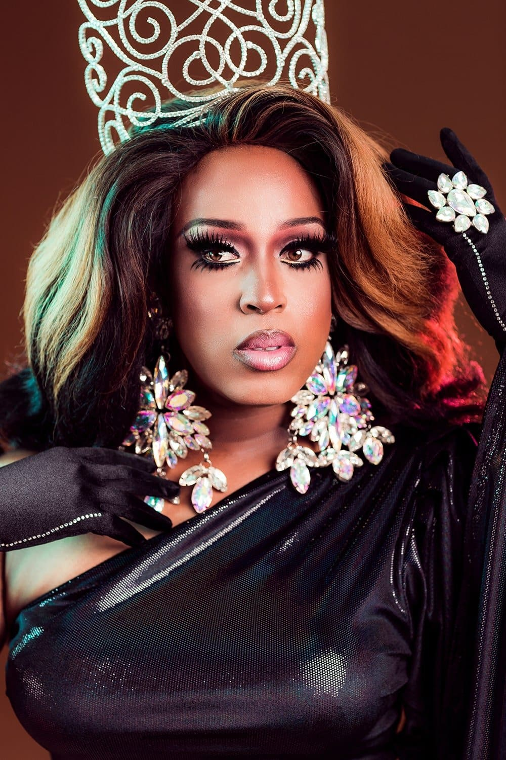 kenya black drag queen tampa pageant winner lgbt