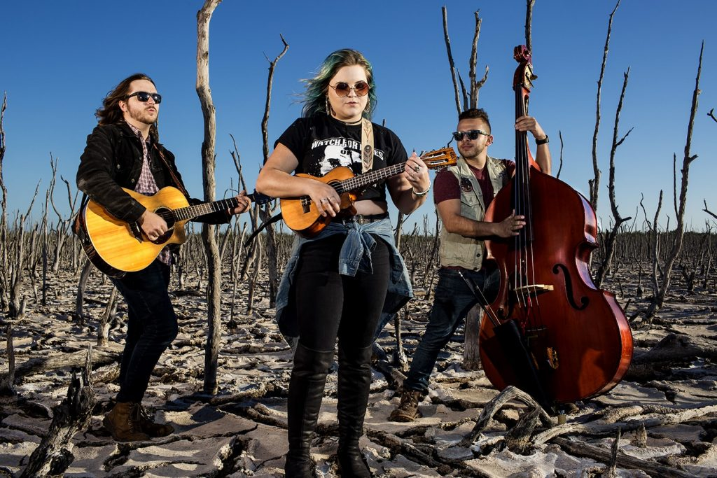 the good bad kids desert marco island florida stand up bass acoustic folk band