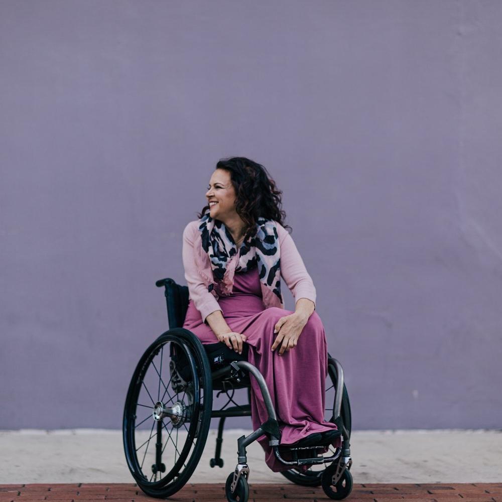personal branding photography jesi cason woman in wheelchair