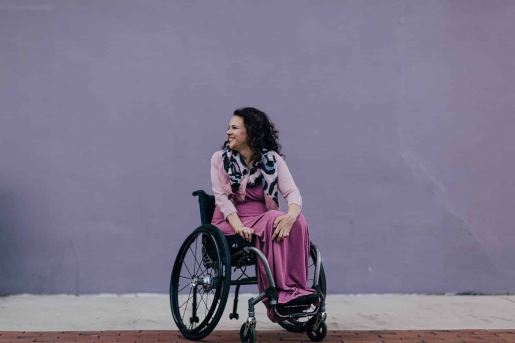 personal branding photography jesi cason woman in wheelchair