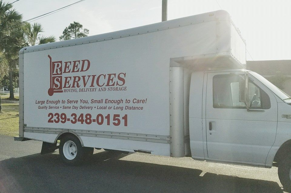 reeds moving services