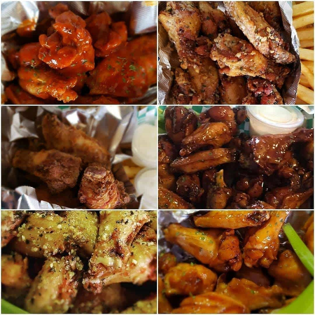 black owned business southwest florida gameday wings and seafood grill
