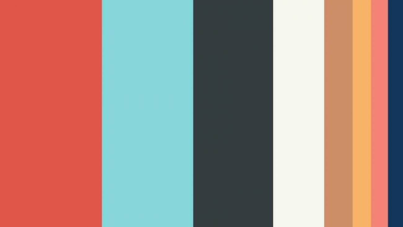 jesi cason photography brand color palette