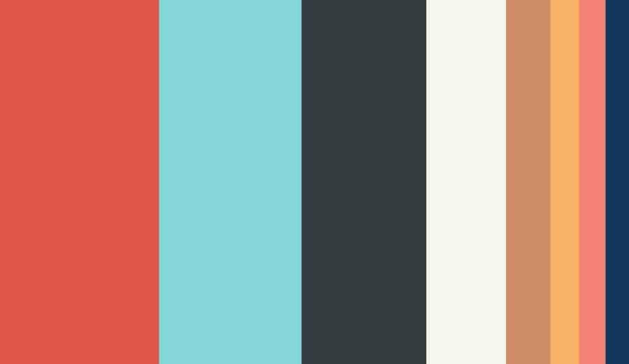 5 Color Palettes for Your Personal Brand