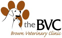 brown veterinary clinic