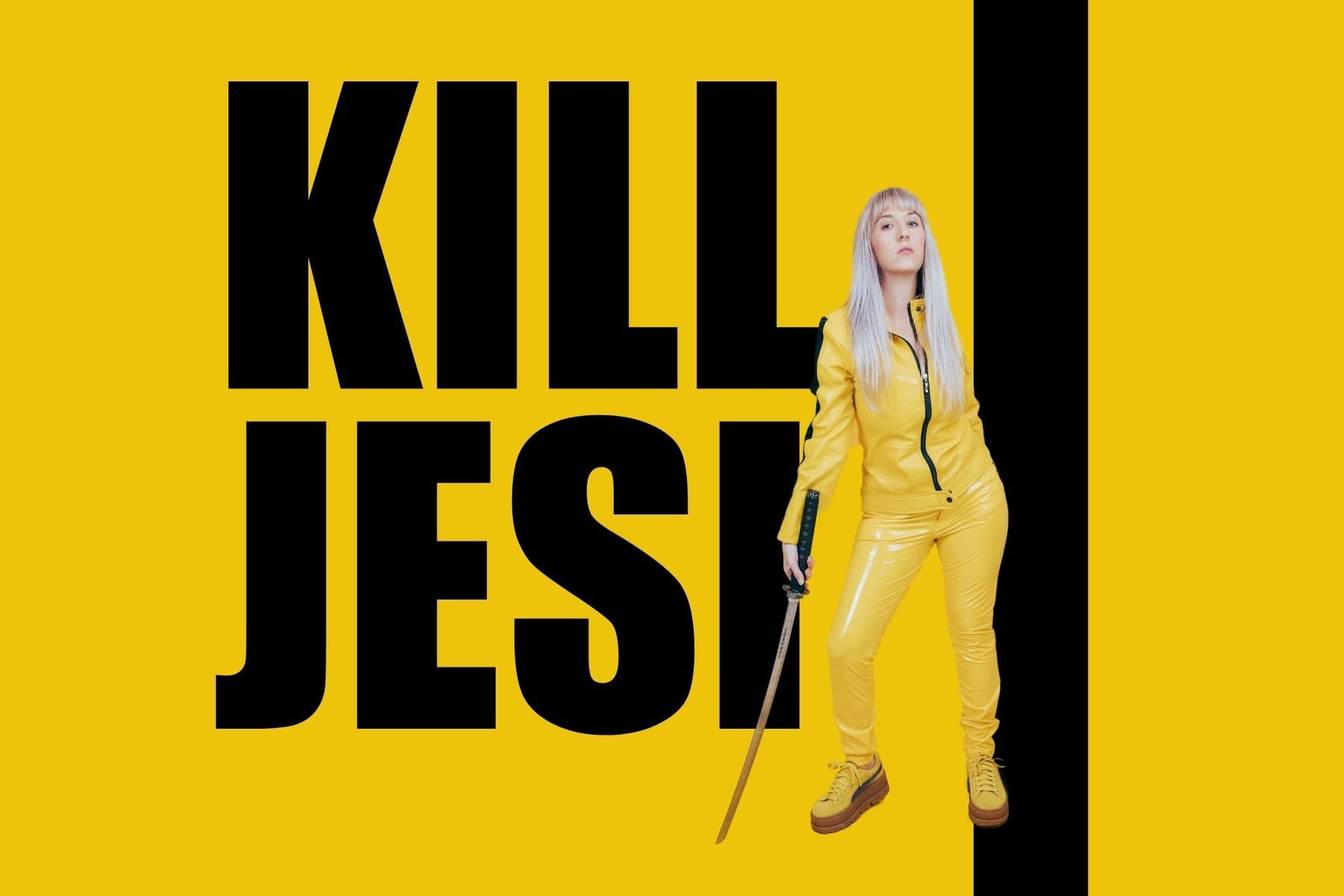 diy kill bill costume beatrix kiddo